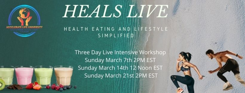 HEALS Health Eating And Lifestyle Simplified 3 Day Workshop